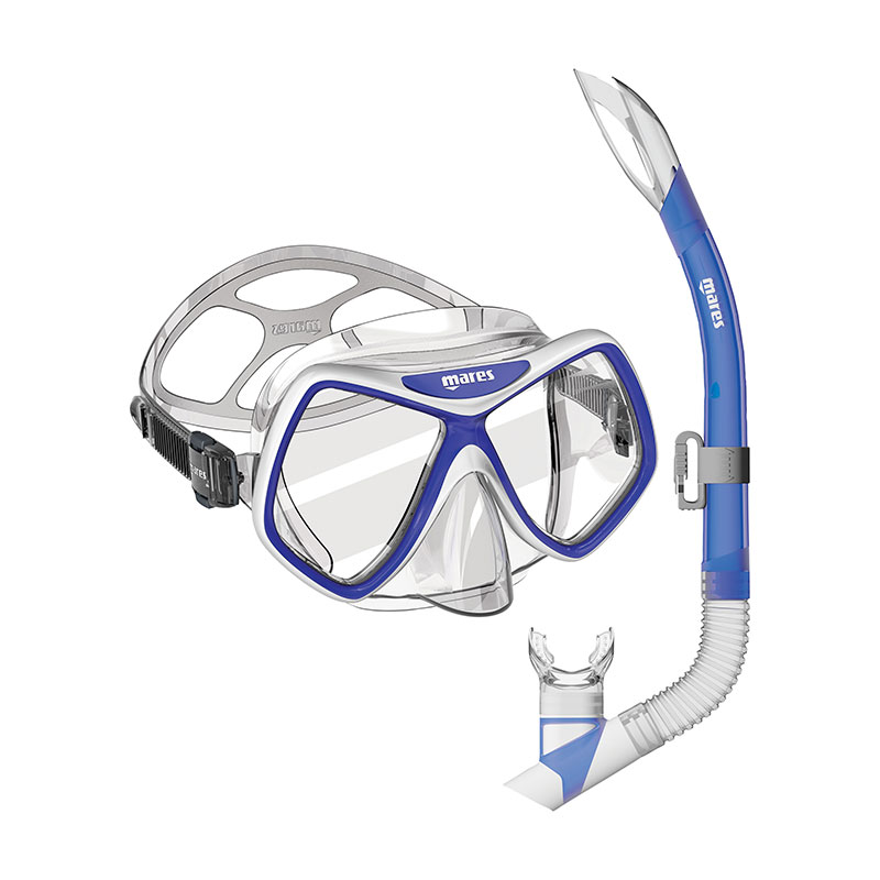 MARES COMBO TRYGON (Mask & snorkel)
